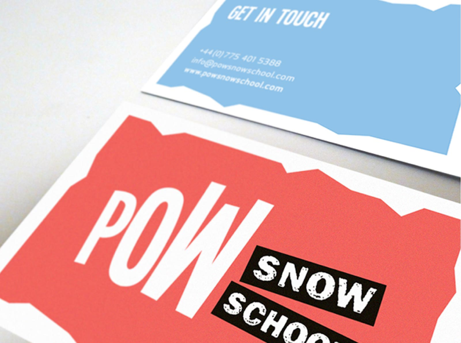 Pow Snow School